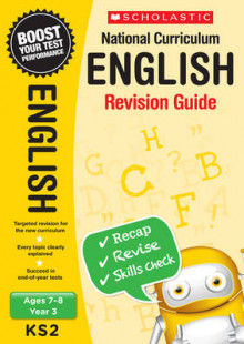 English Revision Guide: Year 3 av Catherine Casey (Heftet)
