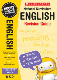 English Revision Guide: Year 4 av Catherine Casey (Heftet)