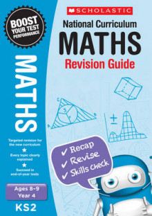 Maths Revision Guide - Year 4 av Paul Hollin (Heftet)