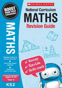 Maths Revision Guide - Year 5 av Paul Hollin (Heftet)