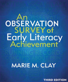 An Observation Survey of Early Literacy Achievement av Marie M. Clay (Heftet)