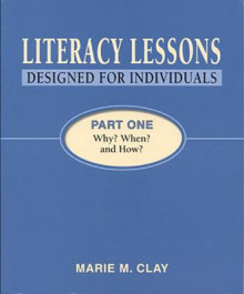 Literacy Lessons: Designed for Individuals: Why? When? and How? Part 1 av Marie M. Clay (Heftet)