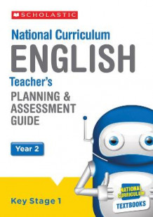 English Planning and Assessment Guide (Year 2) av Charlotte Raby (Blandet mediaprodukt)