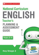 Omslag - English Planning and Assessment Guide (Years 3-4)