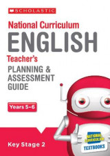 Omslag - English Planning and Assessment Guide (Years 5-6): Years 5-6