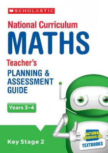 Maths: Years 3-4 av Paul Hollin (Blandet mediaprodukt)