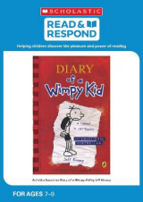 Omslag - Diary of a Wimpy Kid