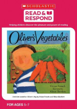 Omslag - Oliver's Vegetables