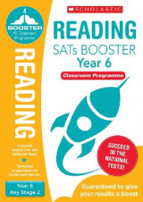 Omslag - Reading Pack (Year 6) Classroom Programme: Year 6