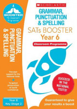 Omslag - Grammar, Punctuation & Spelling Pack (Year 6) Classroom Programme: Year 6