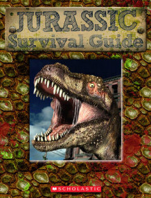 Jurassic Survival Guide av Heather Dakota (Spiral)