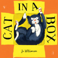 Cat in a Box av Jo Williamson (Innbundet)