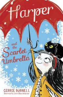 Harper and the Scarlet Umbrella av Cerrie Burnell (Heftet)