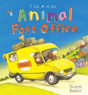A Day at the Animal Post Office av Sharon Rentta (Innbundet)