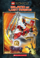 Omslag - LEGO Bionicle: Island of Lost Masks