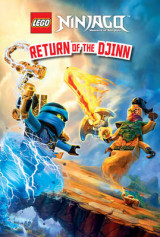 Omslag - Return of the Djinn