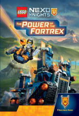 Omslag - LEGO Nexo Knights: the Power of the Fortrex