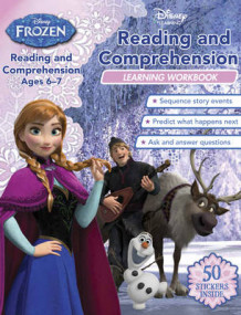 Frozen - Reading Practice (Year 2, Ages 6-7) (Heftet)
