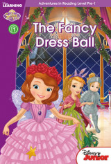 Omslag - Sofia the First: The Fancy-Dress Ball (Level Pre-1)