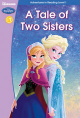 Omslag - Frozen: A Tale of Two Sisters (Level 1): Level 1