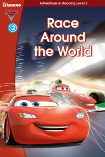 Cars 2: Race Around the World (Level 2): Level 2 (Innbundet)