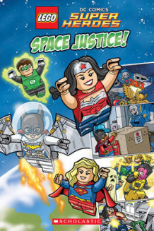LEGO DC Superheroes: Space Justice! (Innbundet)