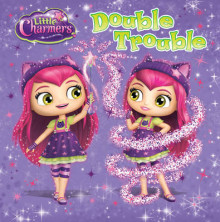 Little Charmers: Double Trouble av Jenne Simon (Heftet)