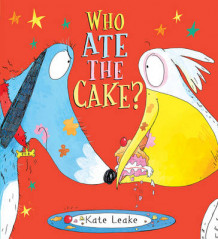 Who Ate the Cake? av Kate Leake (Innbundet)
