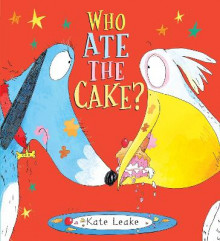 Who Ate the Cake? av Kate Leake (Heftet)