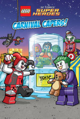 Omslag - LEGO DC SUPER HEROES: Carnival Capers!