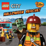 Omslag - LEGO City: Halloween Rescue!