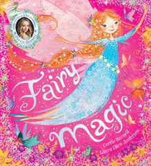 Fairy Magic av Cerrie Burnell (Innbundet)
