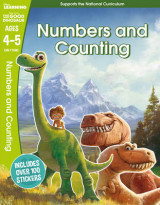 Omslag - The Good Dinosaur - Numbers and Counting (Ages 4-5)