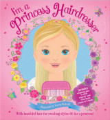 Omslag - I'm a Princess Hairdresser