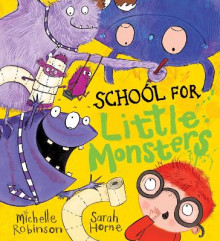 School for Little Monsters av Michelle Robinson (Heftet)