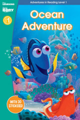 Omslag - Finding Dory: Ocean Adventure (Adventures in Reading, Level 1): Adventures in Reading Level 1