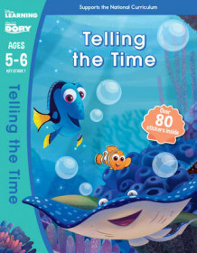 Finding Dory - Telling the Time, Ages 5-6: Ages 5-6 av Scholastic (Heftet)