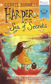 Harper and the Sea of Secrets - World book Day 2016 av Cerrie Burnell (Heftet)