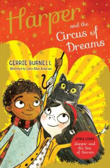 Harper and the Circus of Dreams av Cerrie Burnell (Heftet)