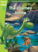 Omslag - Good Dinosaur: The Journey Home (Adventures in Reading, Pre-Level 1)