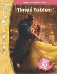 Beauty and the Beast: Times Tables (Ages 6-7) av Scholastic (Heftet)