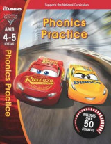 Omslag - Cars 3: Phonics (Ages 4-5)