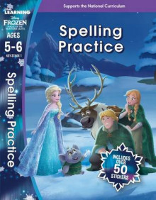 Frozen Magic of the Northern Lights: Spelling (Ages 5-6) av Scholastic (Heftet)