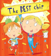 The Best Chip av Kate Leake (Heftet)