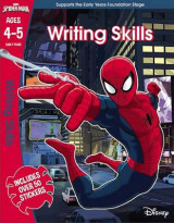 Omslag - Spider-Man: Writing Skills, Ages 4-5: Ages 4-5