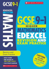 Omslag - Maths Higher Revision and Exam Practice Book for Edexcel: Higher