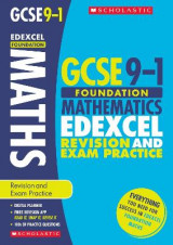 Omslag - Maths Foundation Revision and Exam Practice Book for Edexcel: Foundation