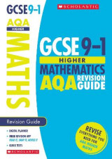 Omslag - Maths Higher Revision Guide for AQA: Higher