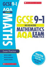 Omslag - Maths Higher Exam Practice Book for AQA: Higher