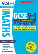 Omslag - Maths Foundation Revision Guide for All Boards